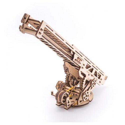 Деревянный 3D конструктор UGEARS Пожарная лестница-5 (2)