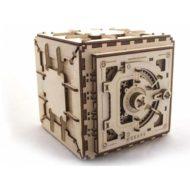 Деревянный 3D конструктор UGEARS Сейф
