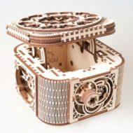 Деревянный 3D конструктор UGEARS Шкатулка с секретом