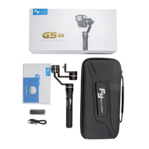 Стедикам Feiyu Tech FY G5 GS для Sony-4
