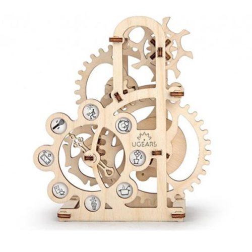 Деревянный 3D конструктор UGEARS Силомер
