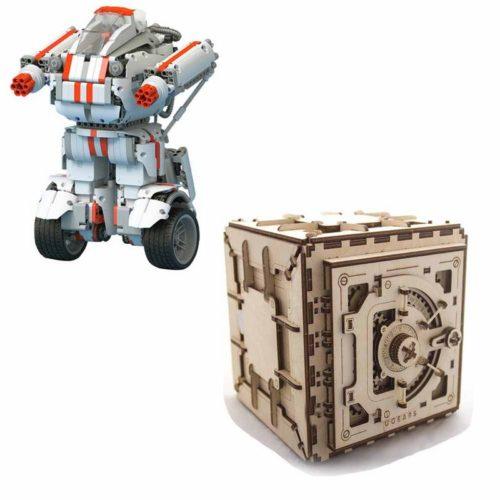 Роботы и игрушки