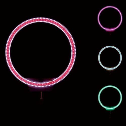 Кольцевой LED осветитель Yongnuo YN608 RGB-2