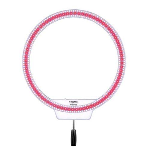 Кольцевой LED осветитель Yongnuo YN608 RGB-3