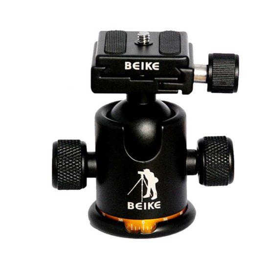 Штативная голова шаровая Beike BK-03