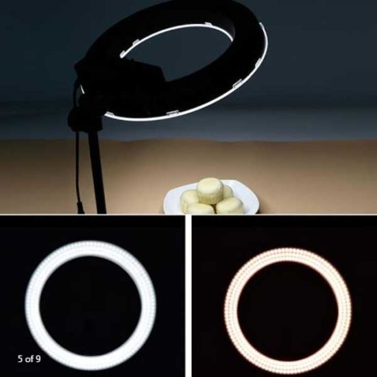 Кольцевой свет LED YouPRO RL-W60