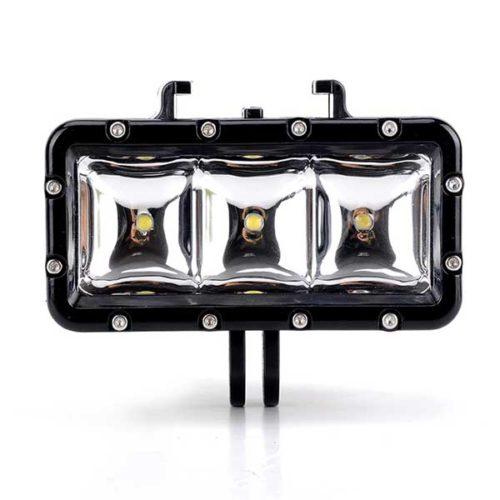 LED осветитель подводный для экшен камеры-2