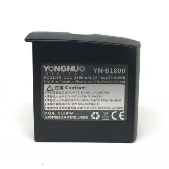 Аккумулятор Yongnuo YNB-1800 для YN686, YN860 LI