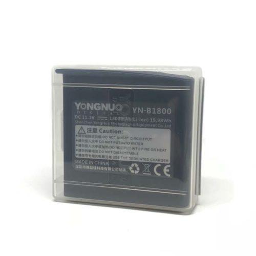 Аккумулятор Yongnuo YNB-1800 для YN686, YN860 LI-2