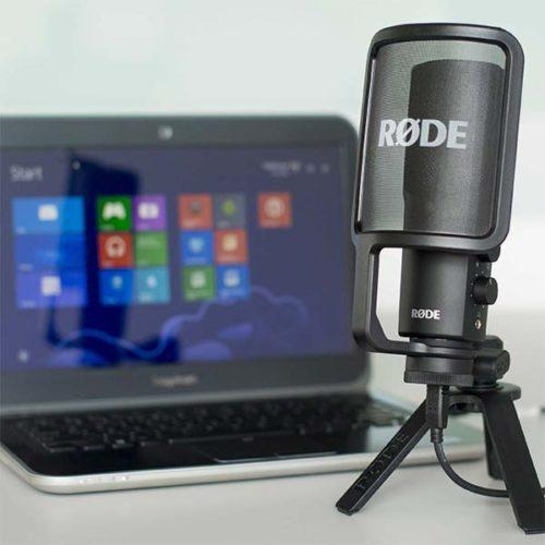 Микрофон Rode NT-USB-5
