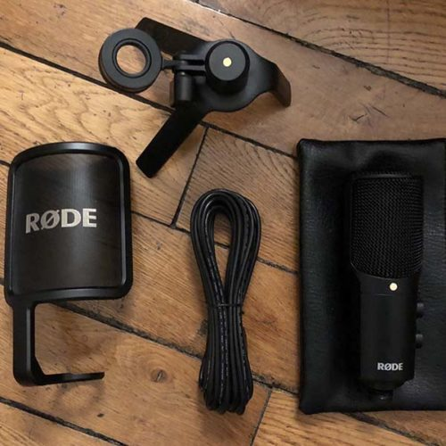 Микрофон Rode NT-USB-7