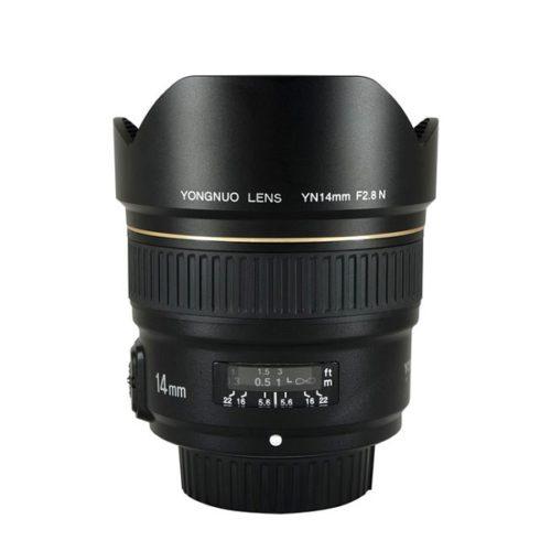 Объектив YongNuo YN 14mm f2.8 Nikon_1