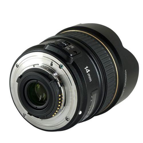 Объектив YongNuo YN 14mm f2.8 Nikon_4