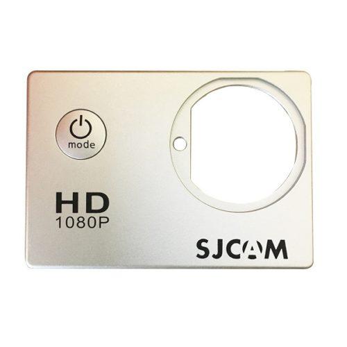 Передняя панель для SJCAM SJ4000 WIFI серебро_1