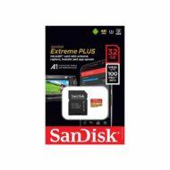 Карта памяти micro SDHC 32Gb Sandisk Extreme Class 10 UHS-I U3 + адаптер (100/60 MB/s)