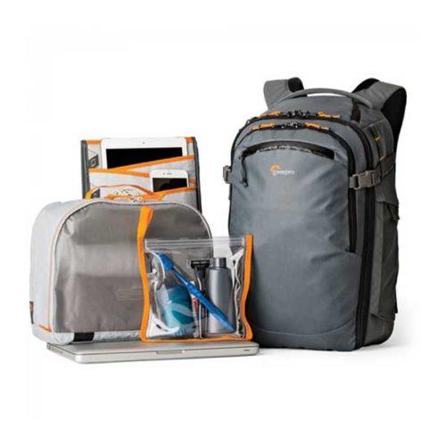 Рюкзак LoweproHIGHLINE BP 300 AW серый-6