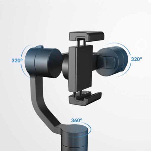 Электронный стедикам YI Smartphone Gimbal-8