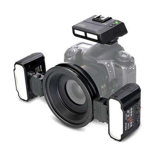 Беспроводная TTL макровспышка Meike MK-MT24 Nikon