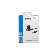 Булавочный петличный микрофон BOYA BY-HLM1