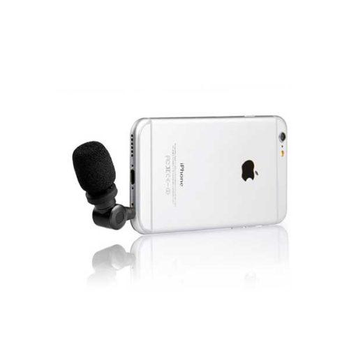 Всенаправленный микрофон jack 3.5 TRRS Saramonic SmartMic для смартфонов