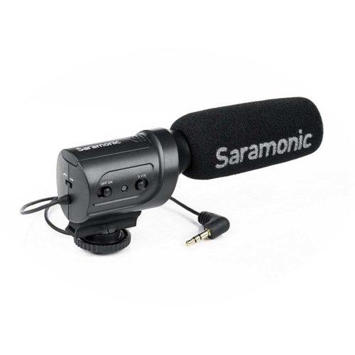 Микрофон накамерный Saramonic SR-M3