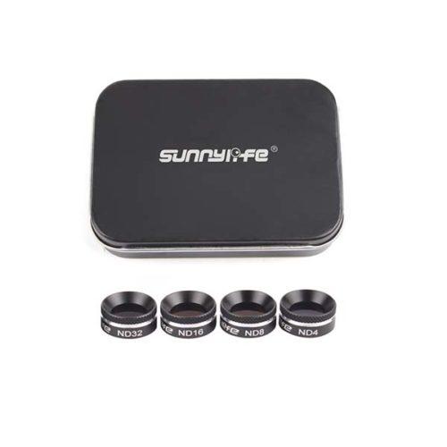 Набор фильтров 4 шт Sunnylife для Mavic AIR (ND4+ND8+ND16+ND32)