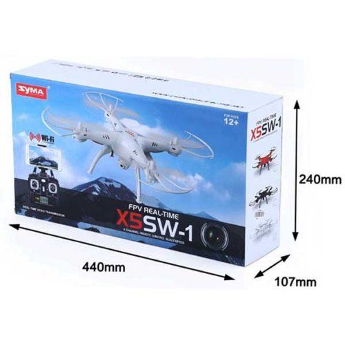 Квадрокоптер Syma X5SW-3