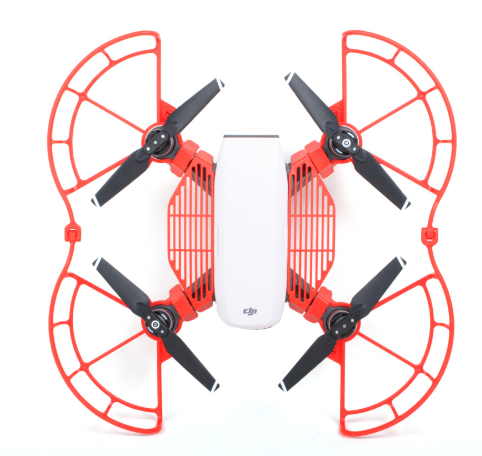 Комплект защиты DJI SPARK клетка/ножки/упор для пальцев