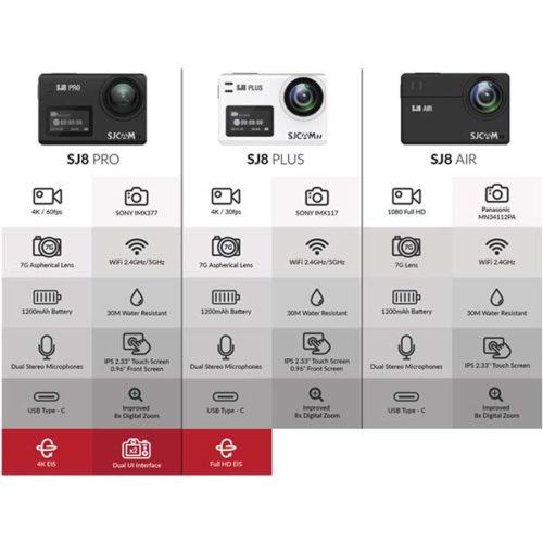 Экшен-камера SJCAM SJ8 PRO-5
