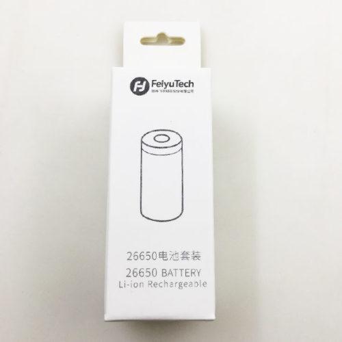 Аккумулятор Feiyu Tech 26650 для G6-1
