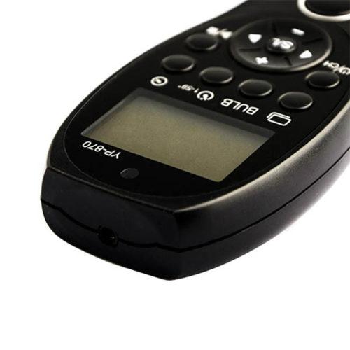 Беспроводной интервальный пульт YouPRO YP-870 Olympus-1