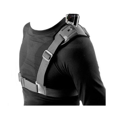 Плечевой ремень-крепление для экшн камер-2