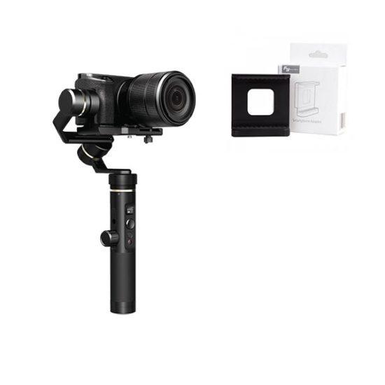 Stabilizer Feiyu Tech G6 Plus + adapter