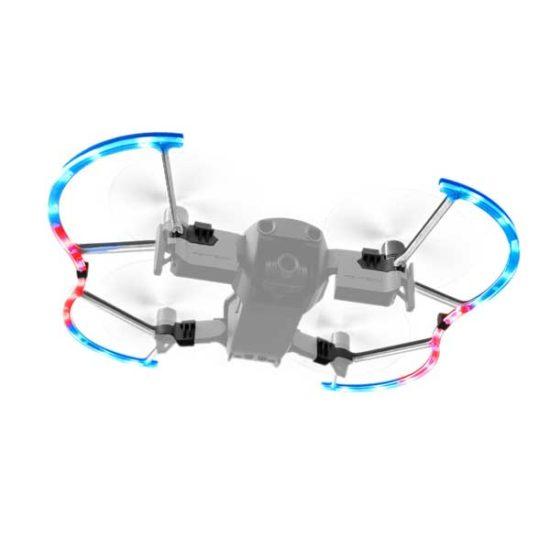 Защита пропеллеров PGYTECH для DJI Mavic AIR с LED подсветкой