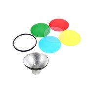 Рефлектор с цветными фильтрами для GODOX AD200