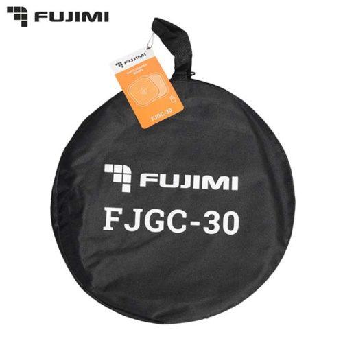 Серая карта для установки баланса белого Fujimi FJGC-30 30 см