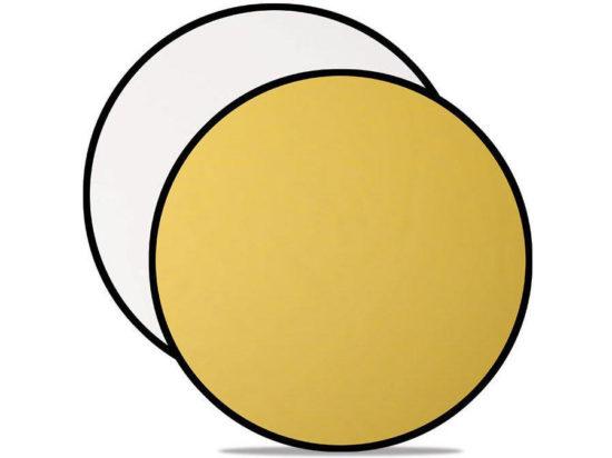 Отражатель 2 в 1 золото/серебро Fujimi FJ701-110GS