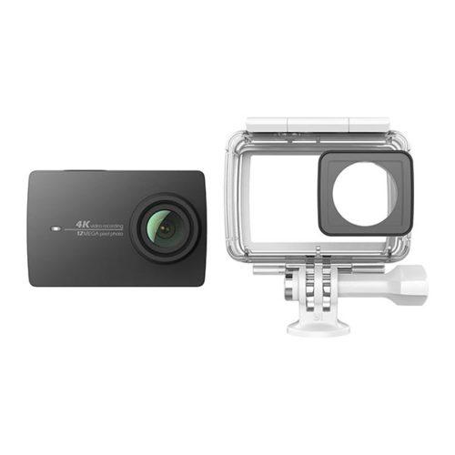 Экшен камера Xiaomi YI 4K с аквабоксом
