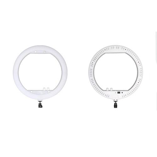 Кольцевой свет LED YouPRO RL-W30 3200K-5500K холодный-теплый-44