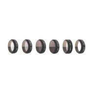Комплект фильтров PGYTECH для DJI MAVIC AIR (UV, ND4/8/16/32, C-PL) 6 шт (P-UN-017)
