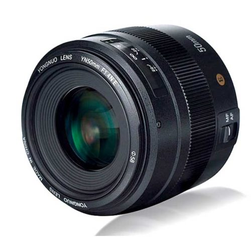 Объектив YN50mm F1.4N E Nikon F