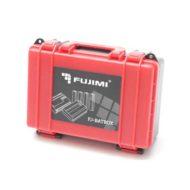 Универсальный кейс FUJIMI Batbox для аккумуляторов и карт памяти 2 АКБ + 4 SD