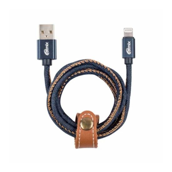 Кабель Ritmix RCC-427 для Apple USB lightning - 8pin