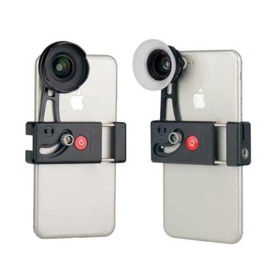 Набор объективов для смартфона Benro LCK3 широкоугольный+макро