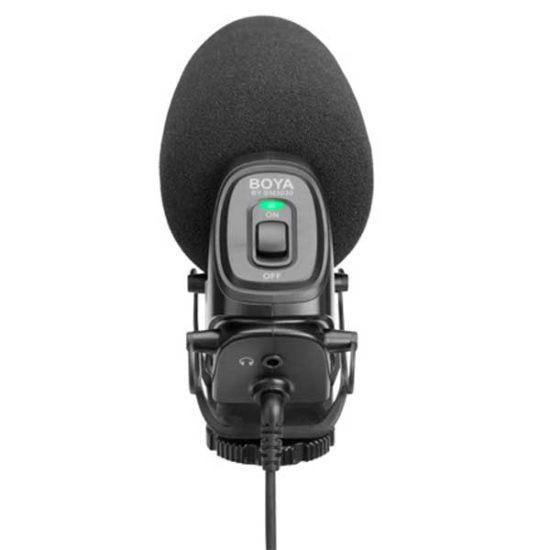 Накамерный суперкардиоидный микрофон BOYA BY-BM3030