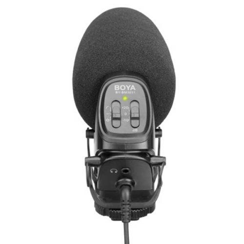 Накамерный суперкардиоидный микрофон BOYA BY-BM3031
