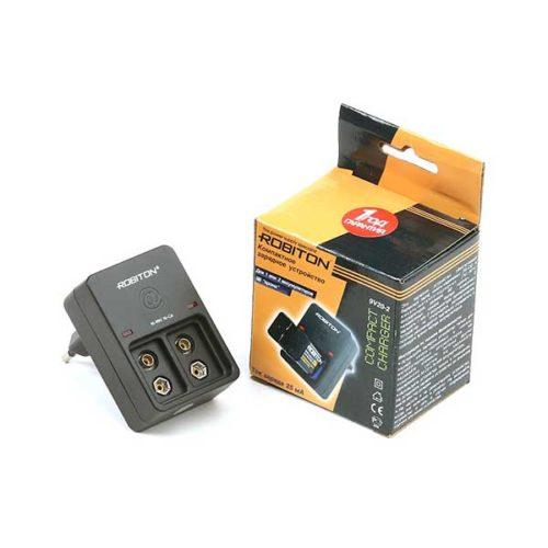 Зарядное устройство ROBITON 9v20-2 для аккумуляторов типа Крона