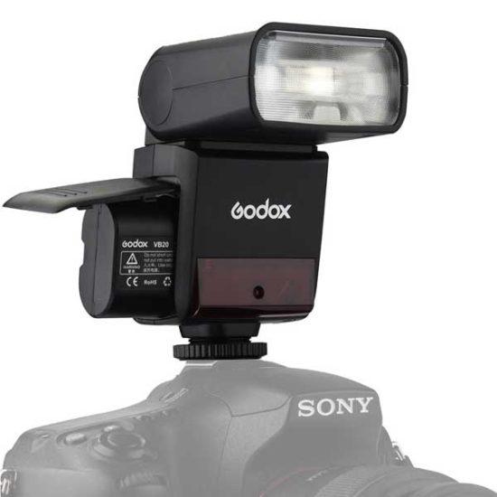 Вспышка Godox V350