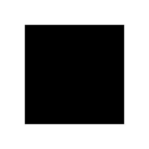 Фон пластиковый 1x1,3м Superior Coal черный матовый 9700