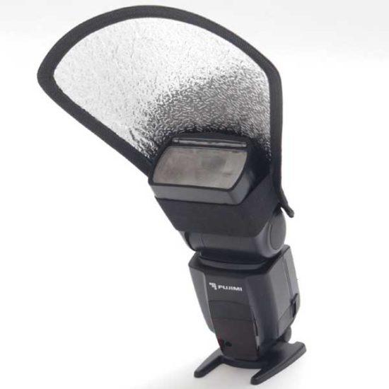 Рефлектор для накамерных вспышек FUJIMI FJFR-CF2